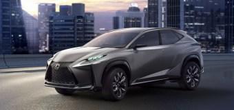 To νέο Crossover από τη Lexus