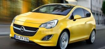 Νέο Opel Corsa μέχρι το 2018