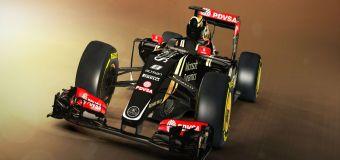 Η νέα Lotus Ε23
