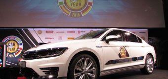 Το Passat αυτοκίνητο της χρονιάς του 2015