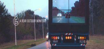 Καινοτομία της Samsung για τα φορτηγά