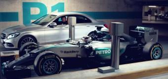 Video: Διαφήμιση της Mercedes με τους Rosberg και Hamilton