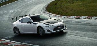 Η Gazoo Racing βελτιώνει το Toyota GT86
