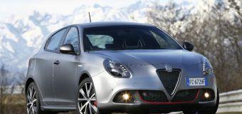Ανανεώνεται η Alfa Romeo Giulietta