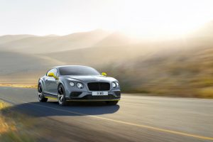 bentley continental gt speed black edition 4