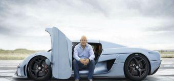 Η Koenigsegg εξελίσσει κινητήρα 1.600 κ.εκ. με 400 ίππους