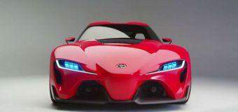 Όλο και πιο κοντά στο τελικό μοντέλο η νέα Supra