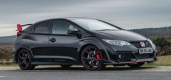 Μια Black Edition για το Civic Type R