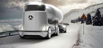 Το μελλοντικό φορτηγό της Mercedes