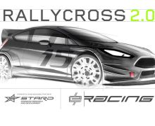 Rallycross με ηλεκτρικά μοντέλα