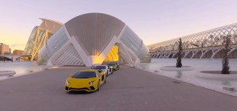 Video: Όταν η Lamborghini Aventador S δοκιμάζεται
