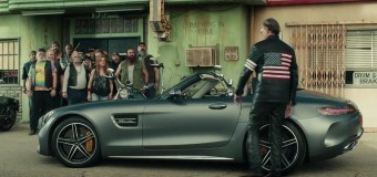 Video: Η Mercedes αναστατώνει τους Easy Riders