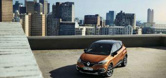Ανανεώθηκε το Renault Captur