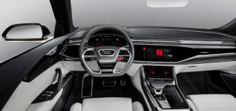 Η Audi παρουσίασε το Android για το Q8 Sport