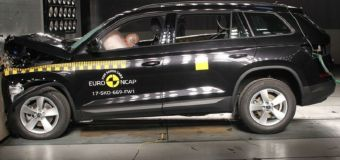 Τρία νέα πεντάστερα μοντέλα στο Euro NCAP