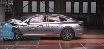 5 αστέρων μοντέλα από το Euro NCAP