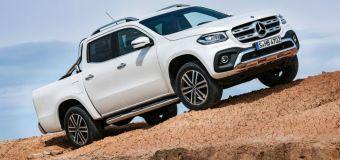 Η Mercedes μπαίνει στο χώρο των Pick – Up