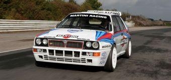 Ξεπέρασε τις 250.000€ η Lancia Delta HF Integrale Evolution