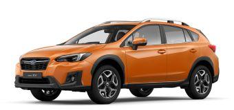 Subaru XV από 25.980€