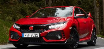Honda Civic Type R από 49.740€