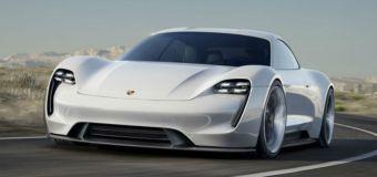 Το 2019 η Porsche Mission E
