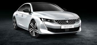 Όμορφο και δυνατό το νέο Peugeot 508