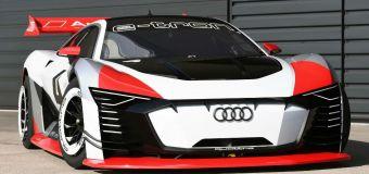 Σε πλήρη μορφή το e – Tron της Audi
