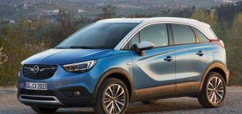 Ανακαλούνται 254 Opel Crossland X στη χώρα μας