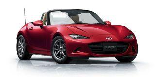 Ενισχυμένο το MX – 5 της Mazda