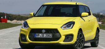 Το Suzuki Swift Sport στη χώρα μας