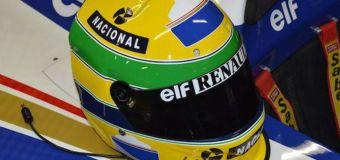 Σε δημοπρασία ένα από τα κράνη του Ayrton Senna