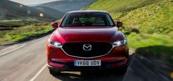 Ανανέωση για το Mazda CX – 5