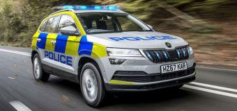 Το Karoq της Βρετανικής Αστυνομίας
