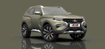 Το 4×4 Vision Concept της Lada