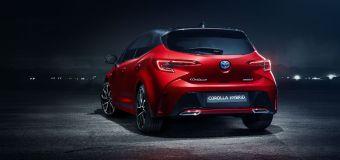 Νέα εποχή για την Corolla