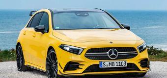 Η ισχυρή Mercedes–AMG A35