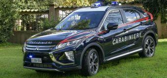 Carabinieri με Mitsubishi Eclipse Cross