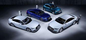 Τα Audi A6, A7 Sportback, A8 και Q5 σε υβριδική έκδοση