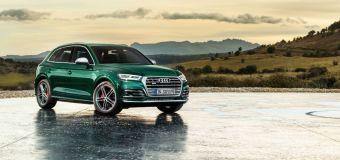 Το νέο και ισχυρό SQ5 της Audi