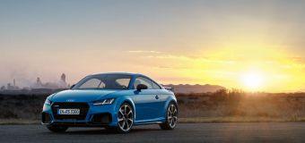 Ανανεώθηκαν τα Audi TT RS Coupe και Roadster