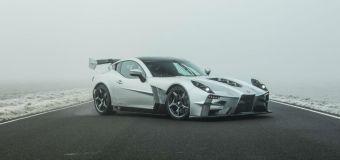 Το νέο Super Car της Ginetta