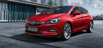 Ανακαλούνται 677 Opel Astra, Cascada και Zafira