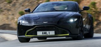 Έρχεται η νέα Aston Martin Vantage Roadster