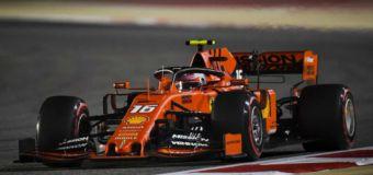 Πρώτη pole position για τον Leclerc στο Bahrain