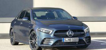 Η νέα Mercedes-AMG A35 Sedan