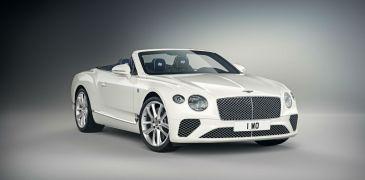 Ειδική έκδοση για τη Bentley Continental GTC
