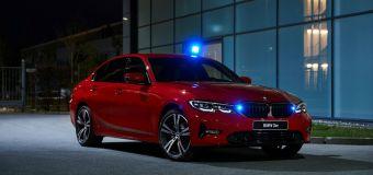 Νέα οχήματα της BMW για την ασφάλεια του πολίτη