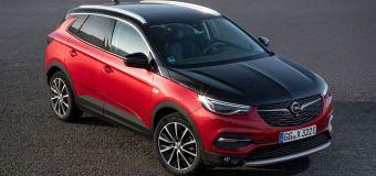 Το υβριδικό Grandland X της Opel