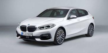 Η νέα BMW 1 Series από 26.125€