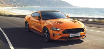 Η επετειακή έκδοση για τα 55 χρόνια της Mustang
